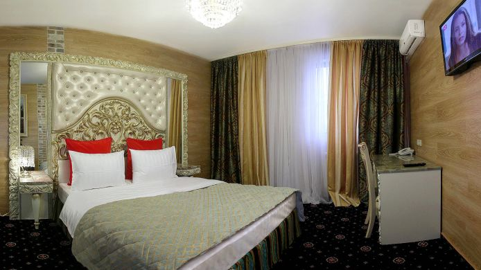 Double room (superior) Gallery Avenue Hotel