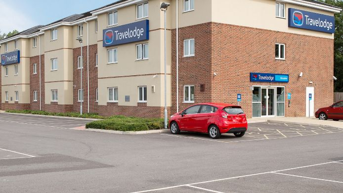Exterior view TRAVELODGE WINCANTON