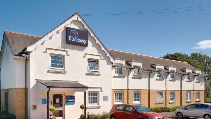 Kamers TRAVELODGE CARDIFF AIRPORT