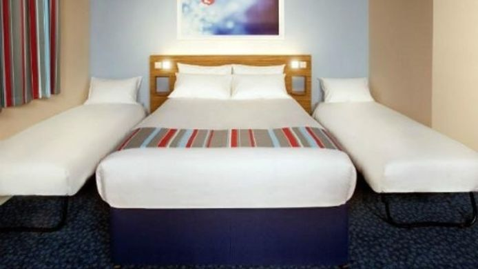 Kamers TRAVELODGE CARDIFF CENTRAL QUEEN STREET