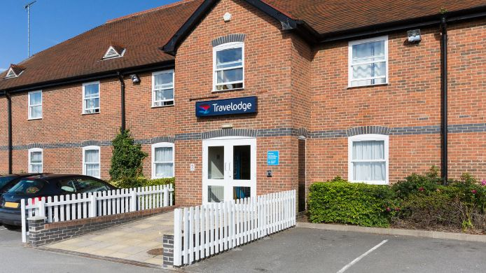 Buitenaanzicht TRAVELODGE LEICESTER HINCKLEY ROAD