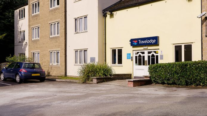 Exterior view TRAVELODGE KEIGHLEY