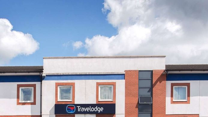 Buitenaanzicht TRAVELODGE PLYMOUTH DERRIFORD