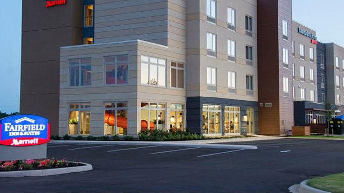Exterior view Fairfield Inn & Suites Moncton