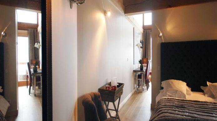Double room (standard) L'Epicerie