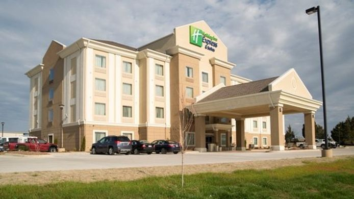 Exterior view Holiday Inn Express & Suites MORRILTON