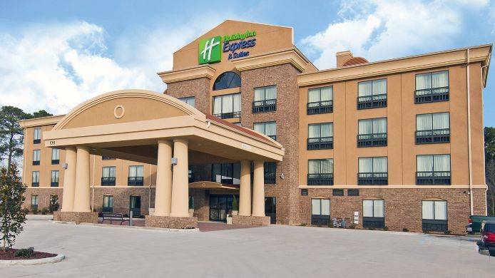 Exterior view Holiday Inn Express & Suites JACKSON/PEARL INTL AIRPORT