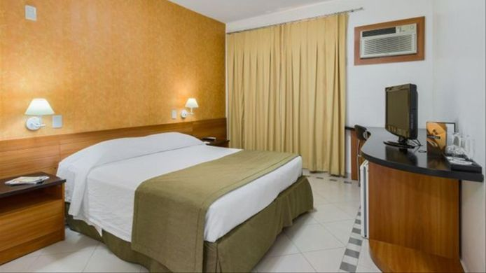Single room (standard) Golden Tulip Cuiabá