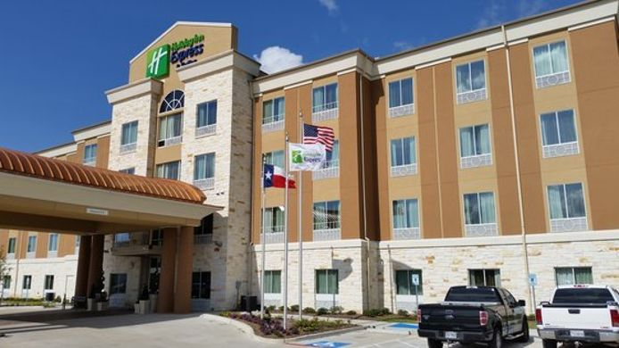 Buitenaanzicht Holiday Inn Express & Suites HOUSTON EAST - BAYTOWN