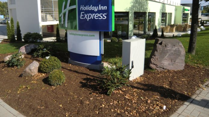 Exterior view Holiday Inn Express NEUNKIRCHEN