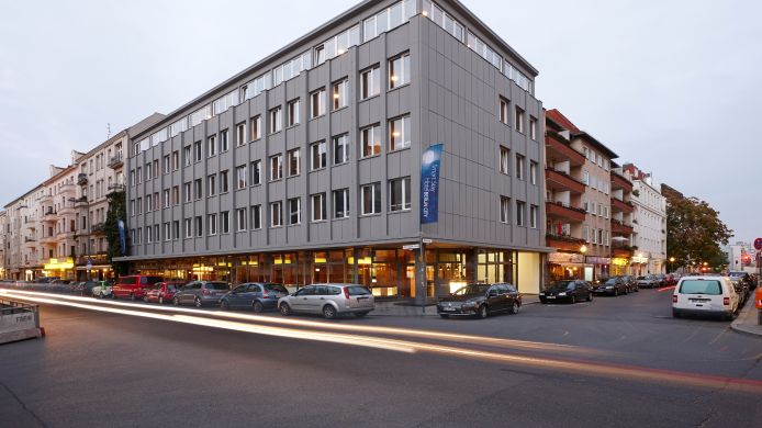 Außenansicht Smart Stay Hotel Berlin City
