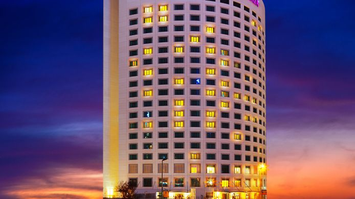 Exterior view Crowne Plaza ISTANBUL - ORYAPARK