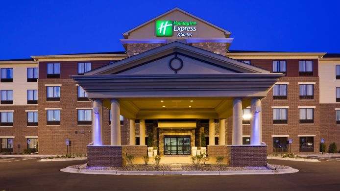 Exterior view Holiday Inn Express & Suites MINNEAPOLIS SW - SHAKOPEE