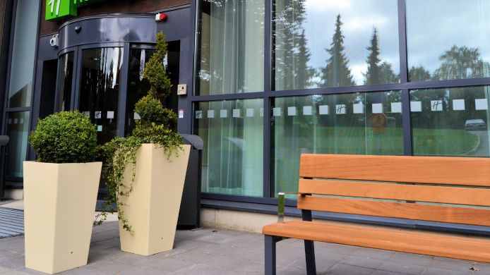 Buitenaanzicht Holiday Inn TAMPERE - CENTRAL STATION