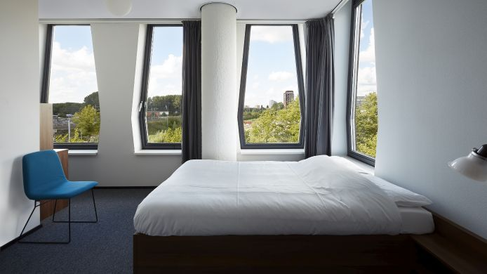 Double room (standard) The Student Hotel Amsterdam-West