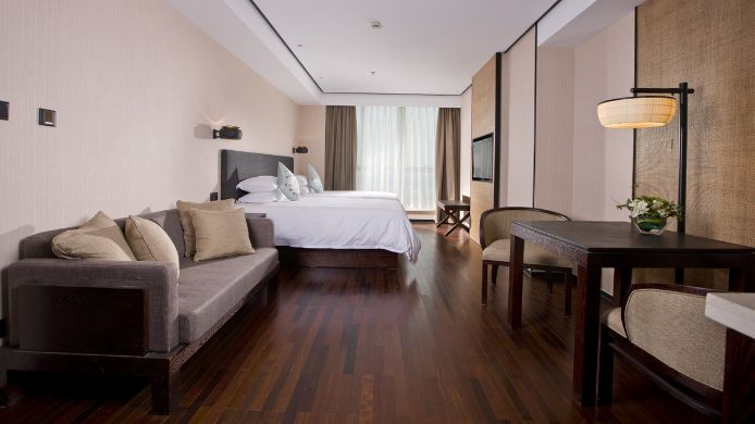 Single room (superior) Narada Boutique Hotel Hefei