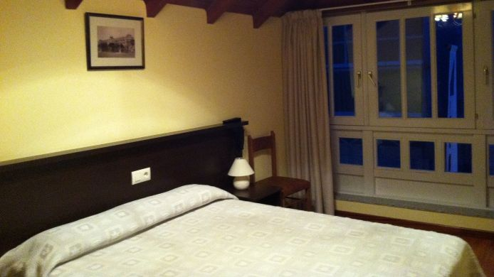 Double room (superior) Hotil Hostal