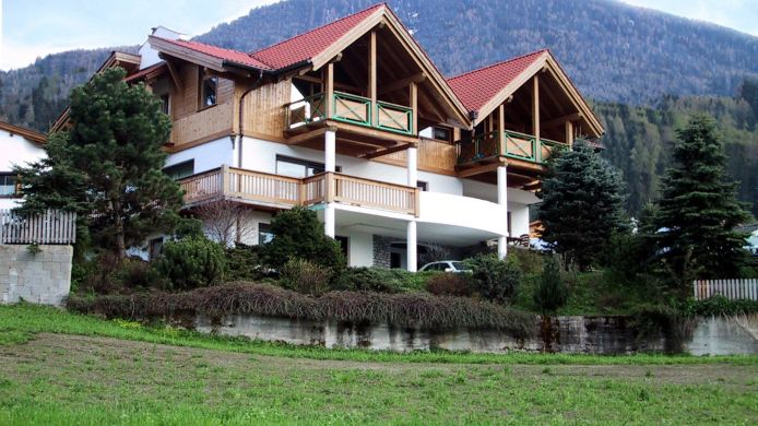 Exterior view Appartement Piz - Apart Raich