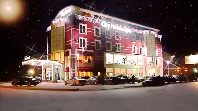 Picture City Hotel Plovdiv