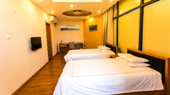 Double room (standard) Warmly Ligongdi Boutique