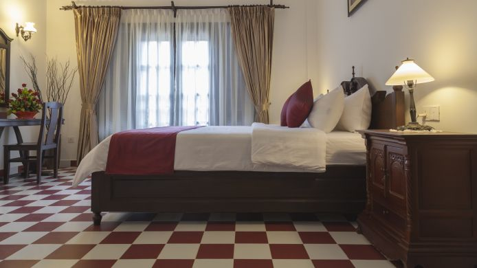 Double room (standard) Chateau d'Angkor La Residence