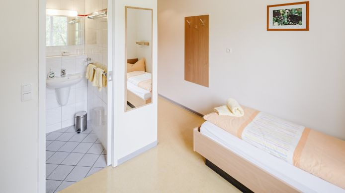 Double room (superior) Schacht3/ABZ