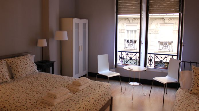 Double room (superior) B&B Hi Valencia- Cánovas