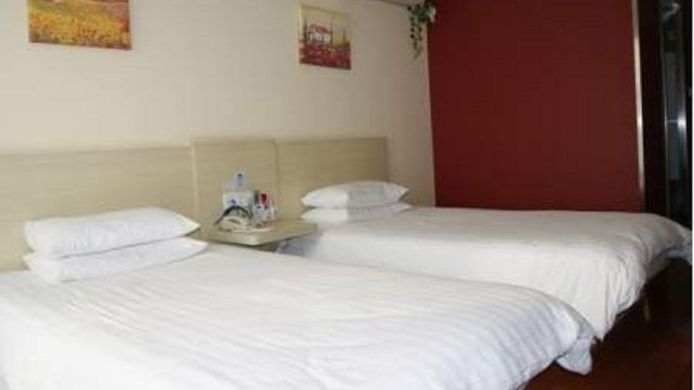 Double room (standard) Hanting Hotel Middle Chengjiang Road Branch