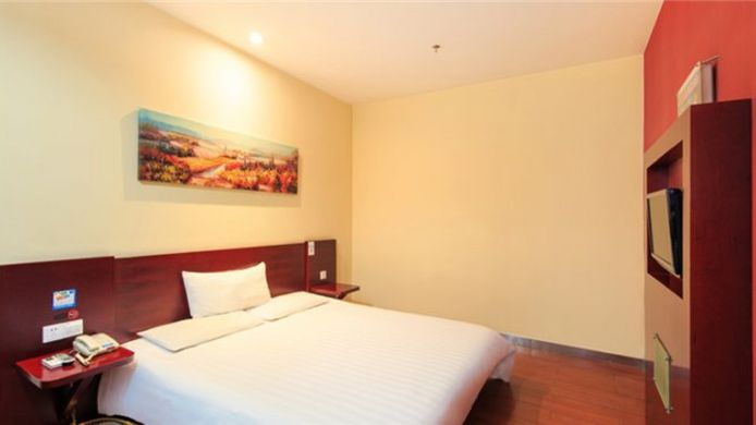 Doppelzimmer Komfort Hanting Hotel Xiaoshan People Square(Domestic Only)