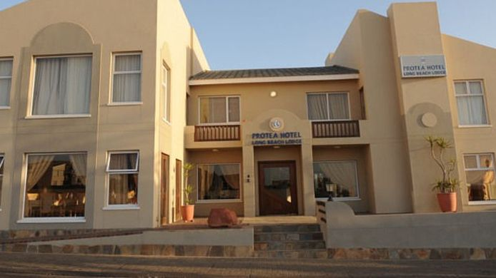 Exterior view Protea Hotel Walvis Bay Long Beach