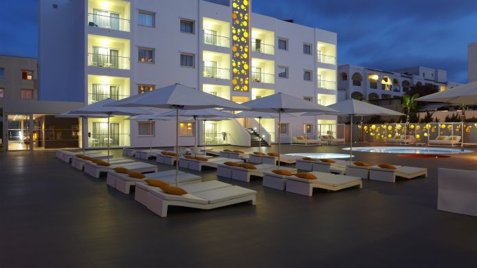 Exterior view Ibiza Sun Apartments