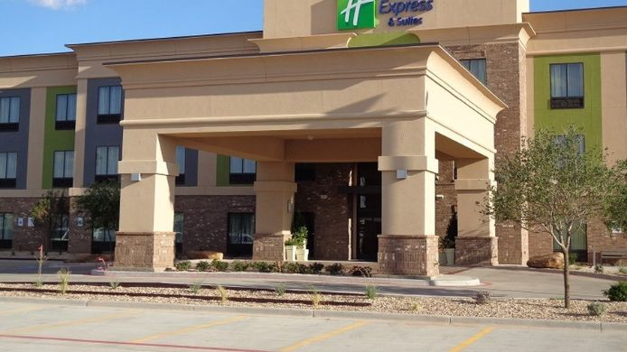 Buitenaanzicht Holiday Inn Express Hotel & Suites LUBBOCK SOUTH