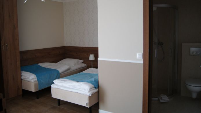 Double room (standard) Willa Arkadia