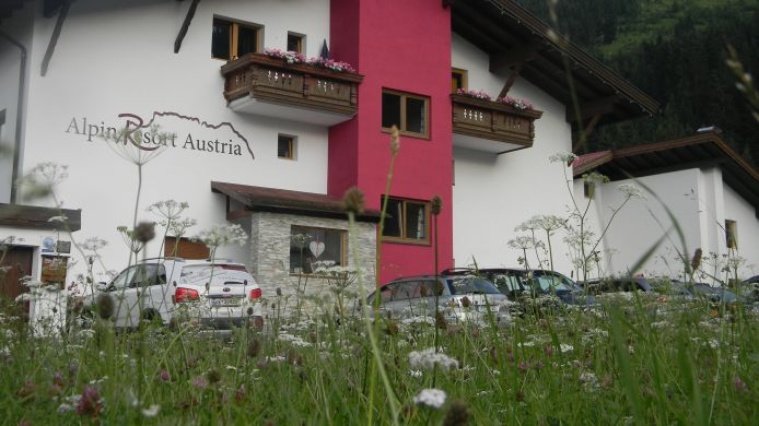 Exterior view Alpin Resort Austria