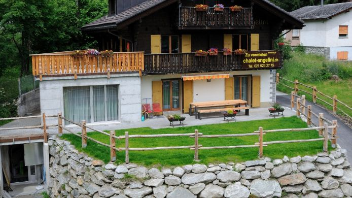 Exterior view Chalet Angelini