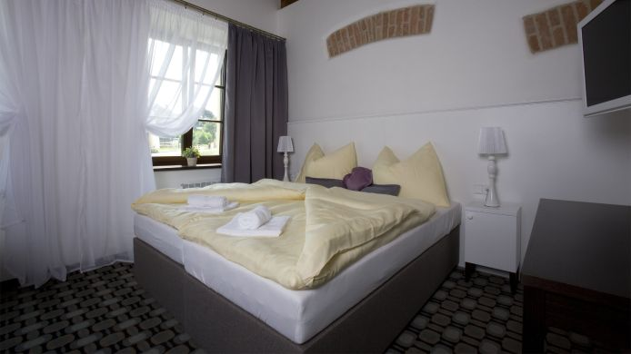 Double room (superior) Hotel Salety