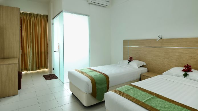 Double room (standard) One-Stop Residence & Hotel