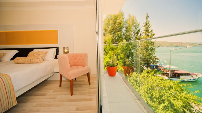 Double room (standard) Orka Boutique Hotel