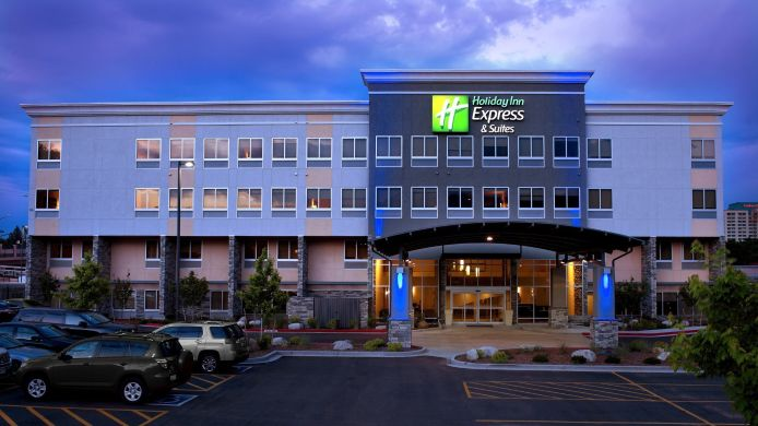 Exterior view Holiday Inn Express & Suites COLORADO SPRINGS CENTRAL