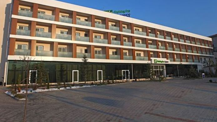 Exterior view Holiday Inn Express MANISA - WEST