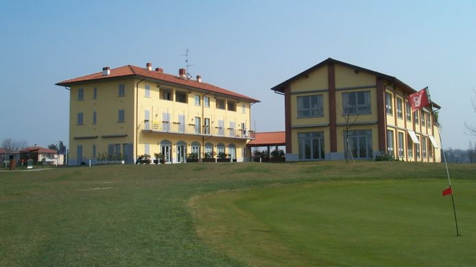 Exterior view Vi. Co. Residence nel Golf