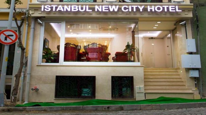 Exterior view Istanbul New City Hotel
