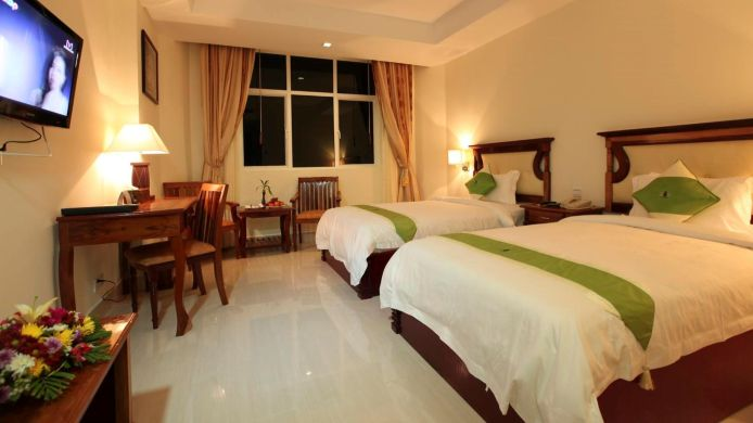 Double room (standard) Green Palace Hotel
