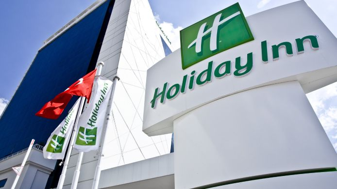 Exterior view Holiday Inn GAZIANTEP - SEHITKAMIL