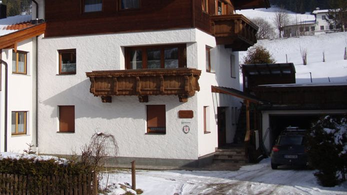 Exterior view Haus Rainer
