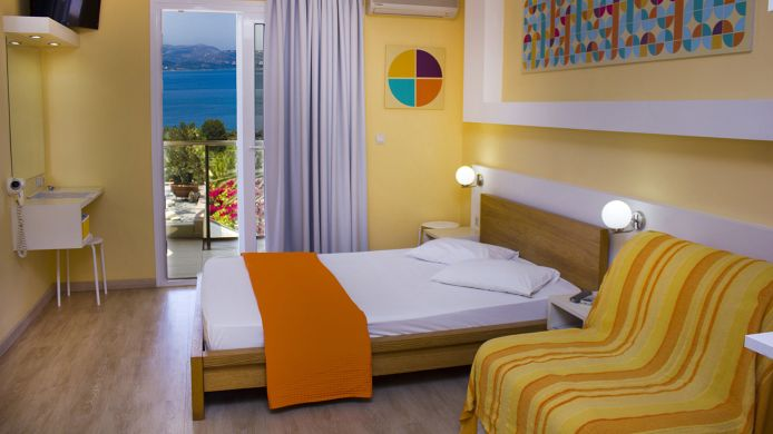Room with a sea view NikoStudios Kefalonia