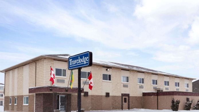 Exterior view TRAVELODGE MEADOW LAKE