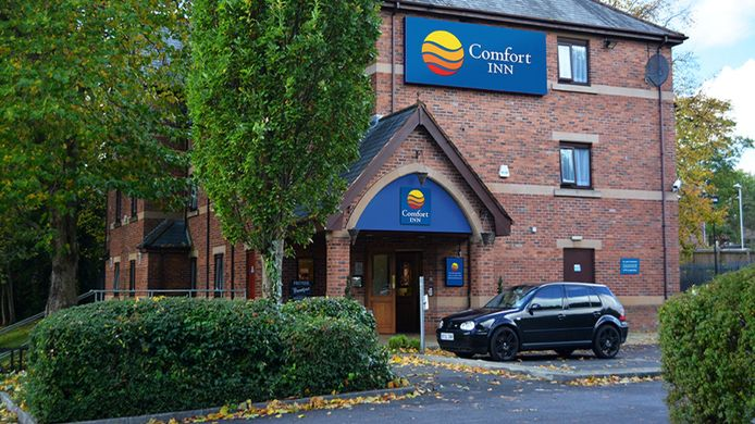 Foto Comfort Inn Manchester North