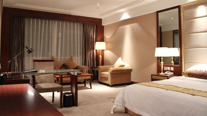 Single room (standard) Changsheng International Hotel