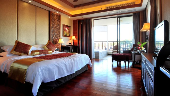 Single room (standard) Days Hotel & Suites Shimei Bay